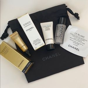 Chanel Sublimage Coco Mademoiselle Skin Care Lot